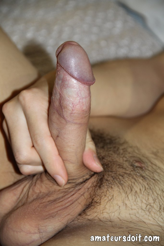 Asian amateur big cock