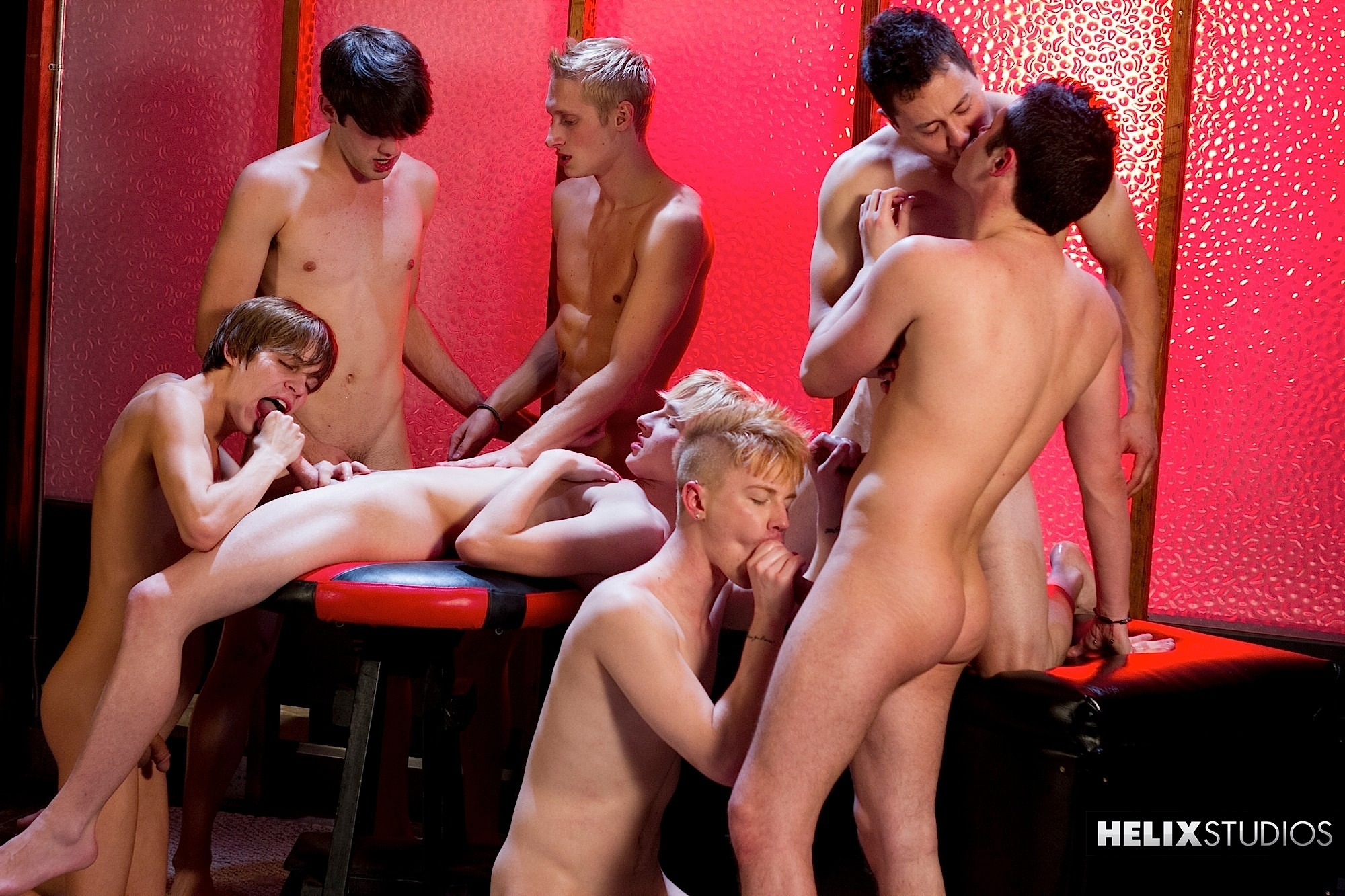 Helix-Studios-Max-Carter-Kyle-Ross-Aiden-Summers-Chase-Young-Dominic-Jones-Jessie-Montgomery-Kyler-Ash-Amateur-Twink-Orgy-21 Huge Cock Amateur Twink Orgy Featuring 7 Hot Amateur Twinks