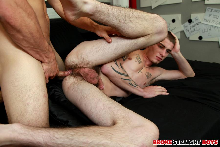 Broke-Straight-Boys-Cage-Kafig-and-Sergio-Valen-Straight-Guys-Sucking-Cock-and-Fucking-Amateur-Gay-Porn-19 Straight Young Guy Takes His First Cock Up The Ass For Cash