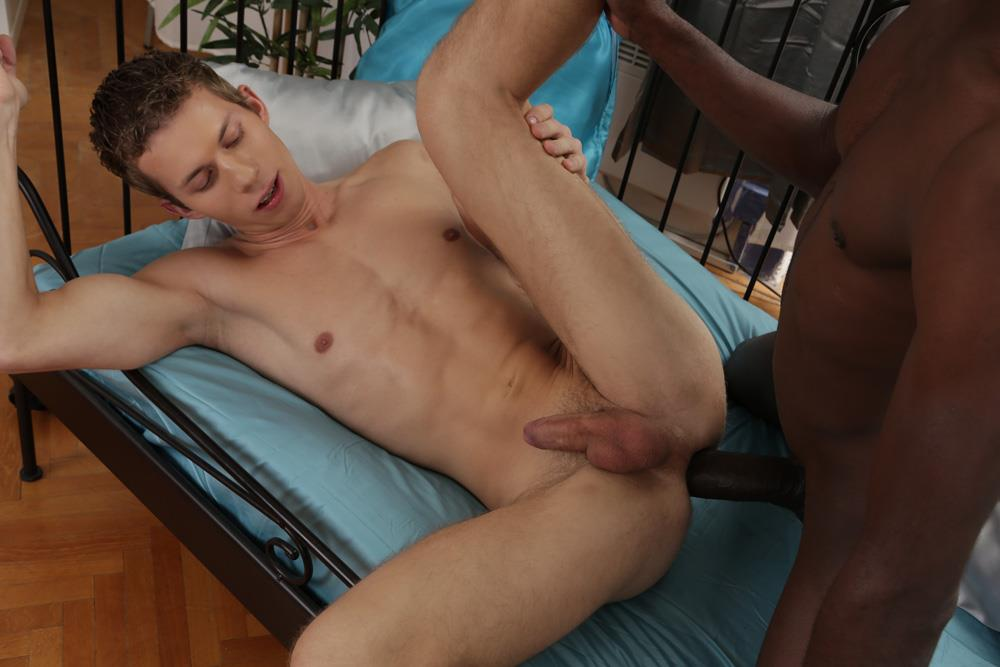 Gay twink taking big cock in butt xxx i