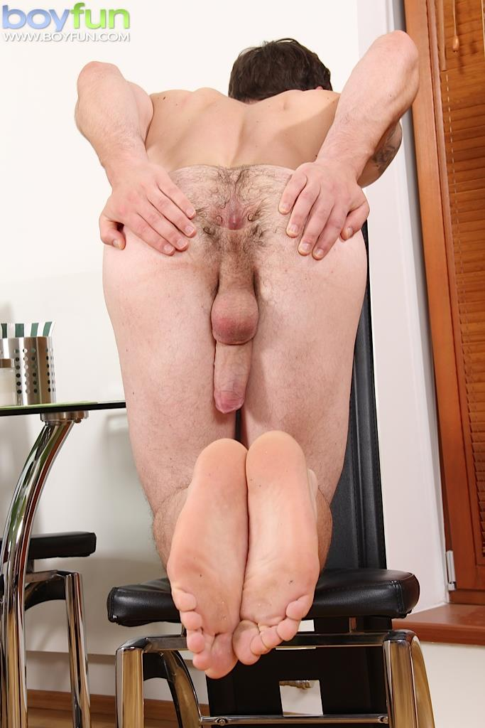 BoyFun-James-Huck-Twink-With-A-Big-Uncut-Cock-and-Hairy-Ass-Jerking-Off-Amateur-Gay-Porn-19 Twink Playing With His Big Uncut Cock And Hairy Ass