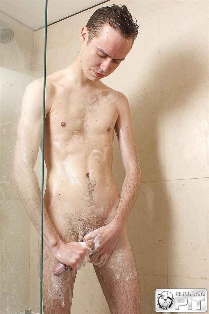 Lustful amateur gay whacking off