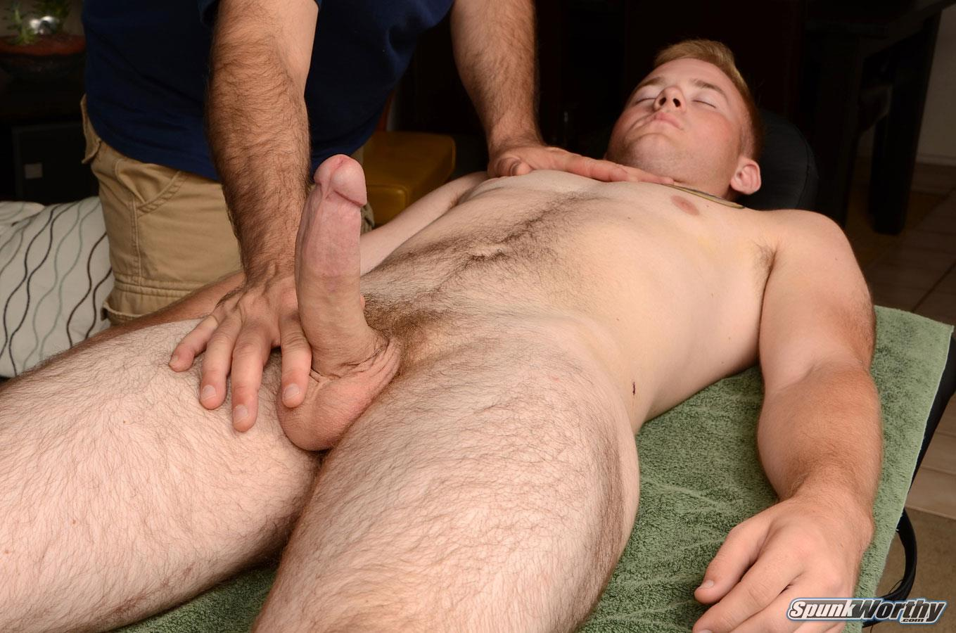 SpunkWorthy Koury Straight 19 year old gets rimmed and cock sucked Amateur Gay Porn 21 Straight 19 Year Old Gets His First Gay Blow Job & Rimming