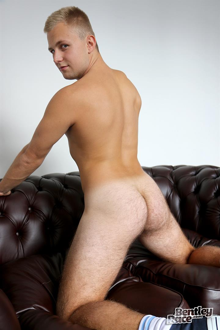 Bentley-Race-Jack-Van-Duin-Twink-With-Hairy-Ass-Uncut-Cock-Amateur-Gay-Porn-19 Blond Australian Twink With A Hairy Ass Jerks His Big Uncut Cock
