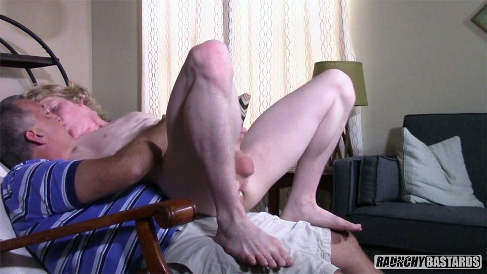 Raunchy-Bastards-Robby-Aspen-Twink-Gets-Bareback-Fucked-18 Dumb Blonde Twink Gets Barebacked At A Porn Audition