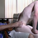 Raunchy Bastards Robby Aspen Twink Gets Bareback Fucked 20 150x150 Dumb Blonde Twink Gets Barebacked At A Porn Audition