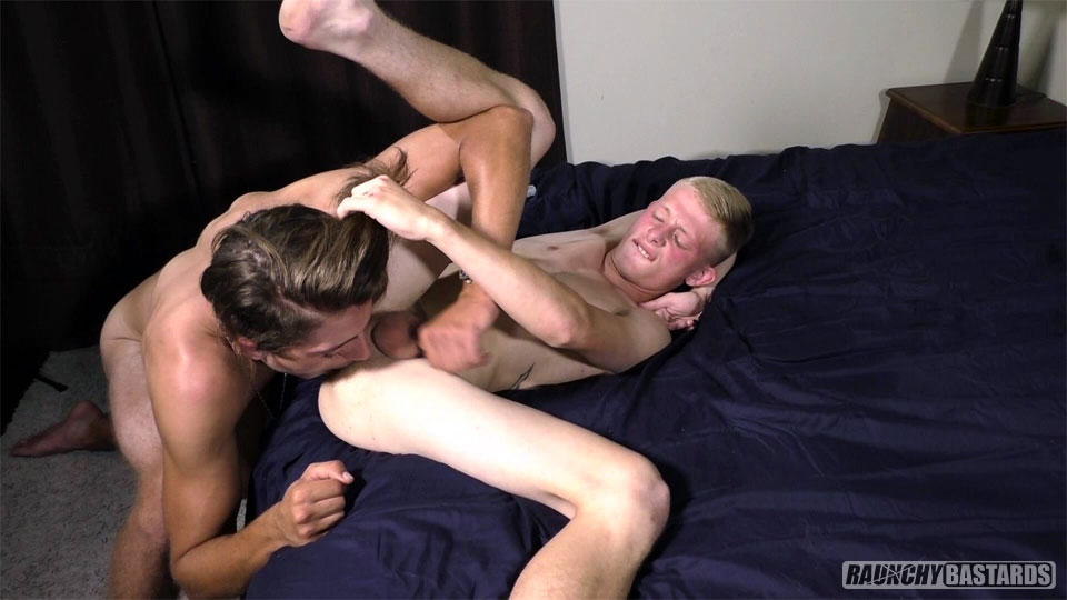 Raunchy-Bastards-Alex-Arbor-and-Jonas-Paige-Straight-Twink-Goes-Gay-For-Pay-Bareback-08 Straight Twink Goes Gay For Pay at Raunchy Bastards